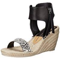 Dolce Vita Women's Gisele Espadrille Wedge Sandal - 8.5