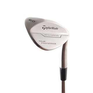 New TaylorMade Tour Preferred Wedge 60* (ATV Grind) RH w/ Steel Shaft