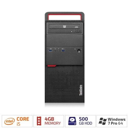 Lenovo ThinkCentre M800 10FW0005US Microtower PC