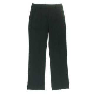 Theory Womens Dress Pants Wool Blend Stretch