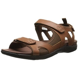 Propet Mens Hornsby Leather Straps Sport Sandals - 13 medium (d)