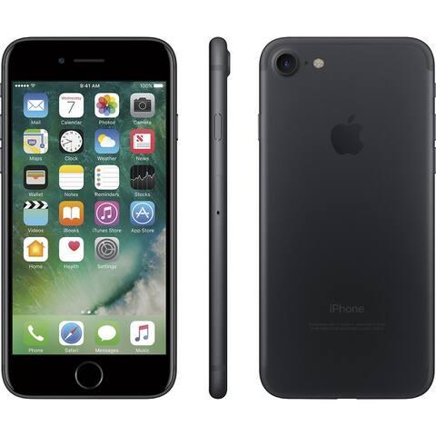 Refurbished Apple iPhone 7 128GB GSM Unlocked Black