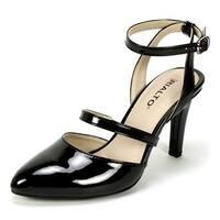 Rialto Womens Calina Closed Toe Special Occasion Slingback Sandals