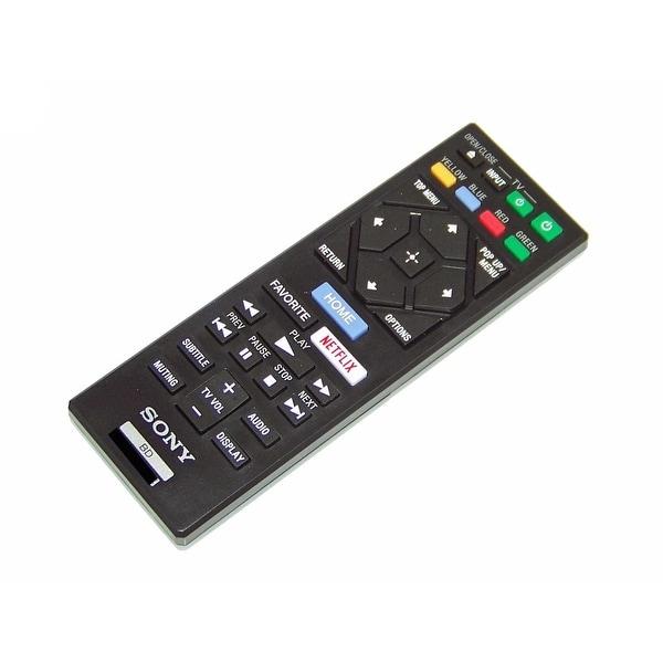 OEM Sony Remote Control Originally Shipped With: BDPS1700CA, BDP-S1700CA, BDPS3700, BDP-S3700