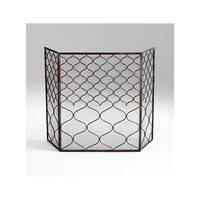 Cyan Design 5616 Blakewell Firescreen - Bronze - N/A