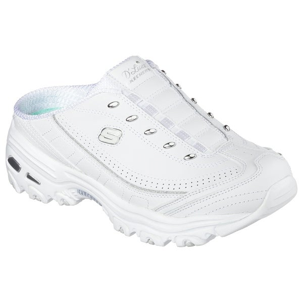 Skechers 11933 WSL Women's D'LITES-BRIGHT SKY Walking