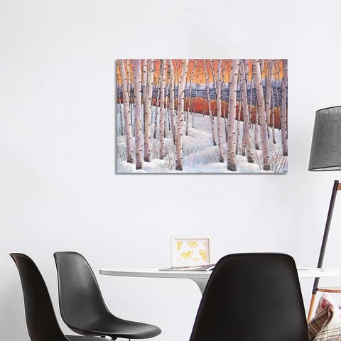 "iCanvas ""Winters Dream"" by Johnathan Harris Canvas Print"