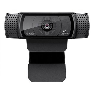 Logitech 960-000764 Hd Pro Webcam C920 - Full 1080P High Definition