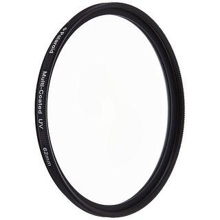 Polaroid Optics 62mm Multi-Coated UV Protective Camera Lens Filter
