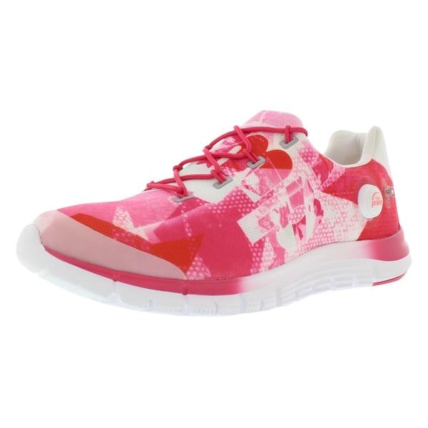 a5b1002c6ce4 Shop Reebok Z Pump Fusion Shatter Running Women s Shoes - 7.5 B(M ...