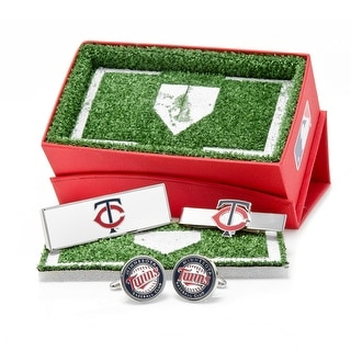 Minnesota Twins 3-Piece Gift Set - Red