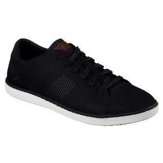 Skechers 65088 BLK Men's LANSON-REVERO Sneakers