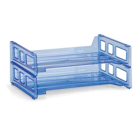Officemate (3 pk) officemate side load tray 23228bn