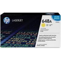 HP 648A Magenta Original LaserJet Toner Cartridge (CE262AG)(Single Pack)