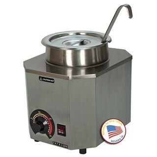 Paragon - Manufactured Fun 2028A Pro-Deluxe Warmer with Ladle