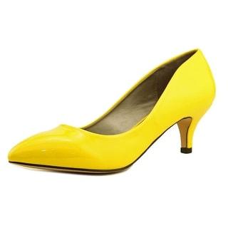 Michael Antonio Jimmy-Sue Pointed Toe Synthetic Heels