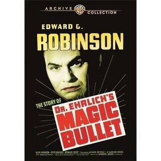 Doctor Ehrlichs Magic Bullet DVD Movie 1940