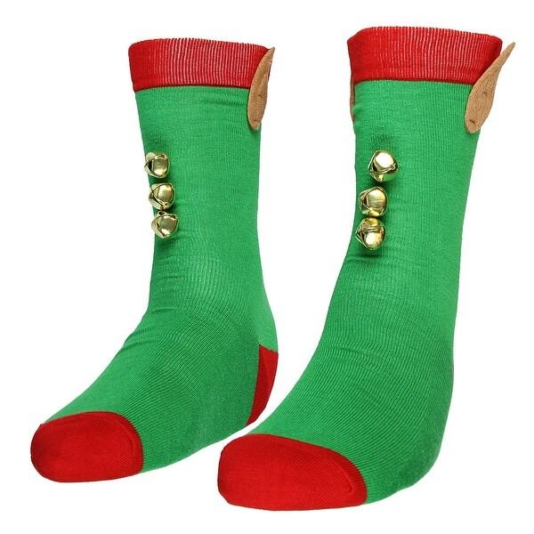 Ugly Stuff Holiday Supply Co. Adult Ugly Christmas Socks- Crew