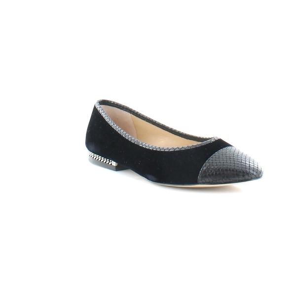 Michael Kors Sabrina Ballet Women's Flats & Oxfords Black