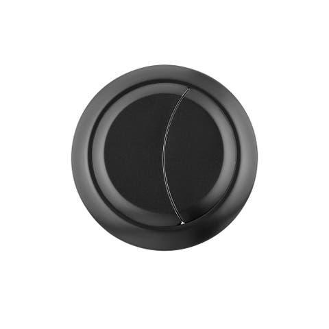 Toilet Hardware Black (SM-1T803)