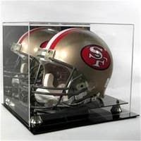 Polynex AD03 Deluxe Acrylic Football Helmet Display Case