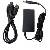 New Dell 65 Watt Laptop Ac Adapter Charger & Power Cord