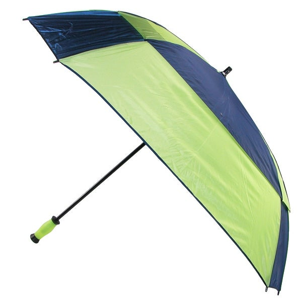 68940c370 ShedRain WindPro Two Tone Vented Automatic Open Square Golf Umbrella - One  size