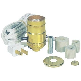 Westinghouse 7002500 Bottle Adapter Lamp Kit