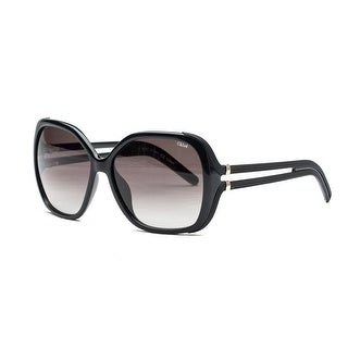 Chloe Women's Currant Sunglasses Black - Small