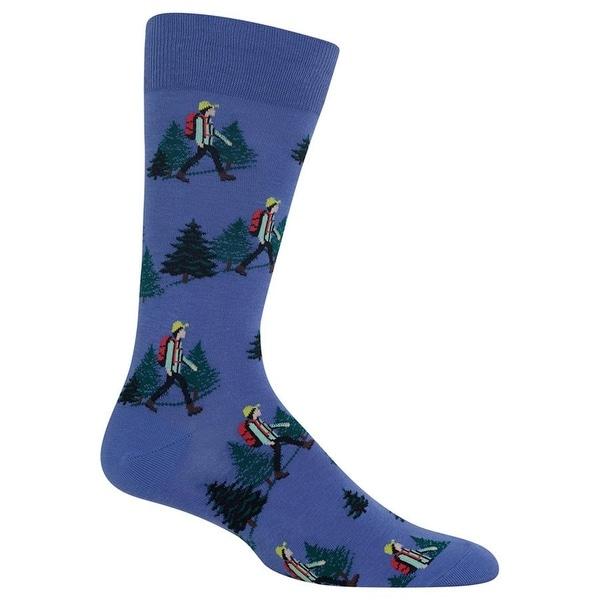 Hot Sox Men's Hiker Socks