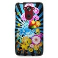 Insten Colorful Fireworks Hard Snap-on Rubberized Matte Case Cover For Motorola Droid Turbo - Thumbnail 2