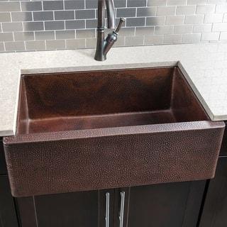 Copper Miseno Kitchen Sinks For Less   Overstock.com