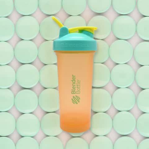Blender Bottle Special Edition Classic 28 oz. Shaker Cup - Just Peachy - 28 oz.