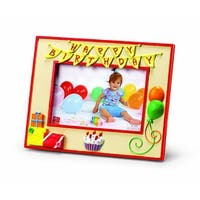 Happy Birthday Picture Frame by Russ Berrie