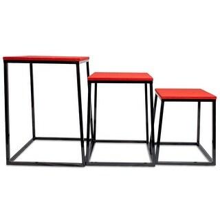 24 - 30 & 36 Plyometric Boxes Set of - 3