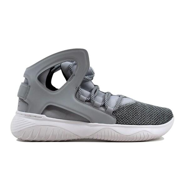 c06b7f52209 Shop Nike Air Flight Huarache Ultra Wolf Grey Wolf Grey-Black Men s ...
