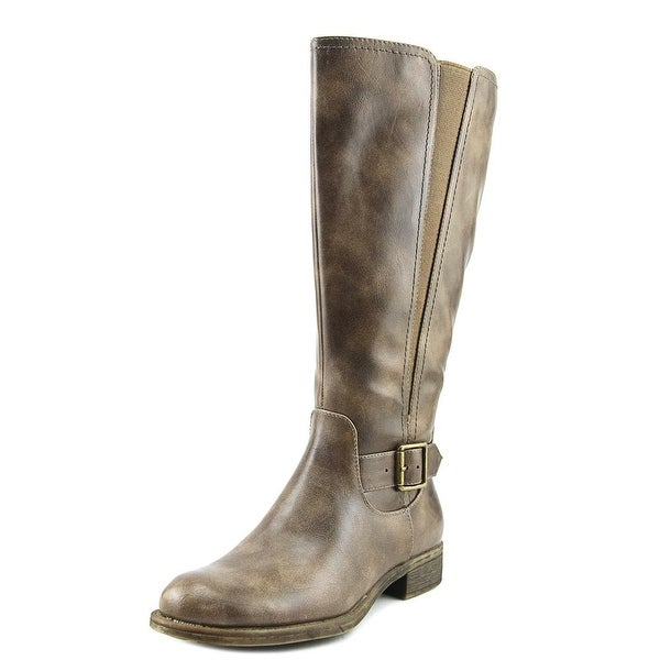 Kim Rogers React Wide Calf Mushroom Boots