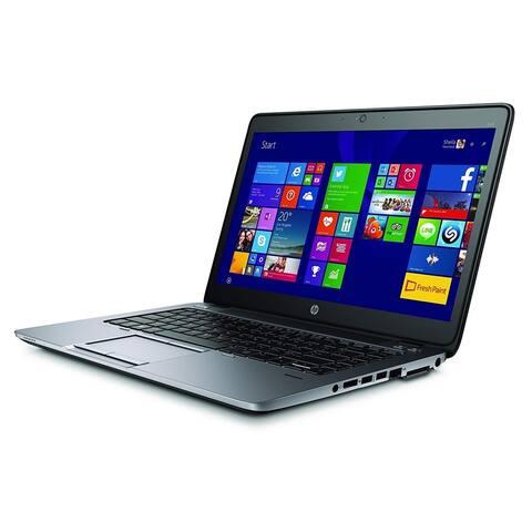 HP EliteBook 840 G2 14.0-in Refurb Laptop - Intel Core i7 5600U 5th Gen 2.60 GHz 8GB 256GB SSD Windows 10 Pro 64-Bit - Webcam