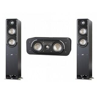 Polk Audio Signature 3.0 System with 2 S50 Speakers, 1 Polk S30