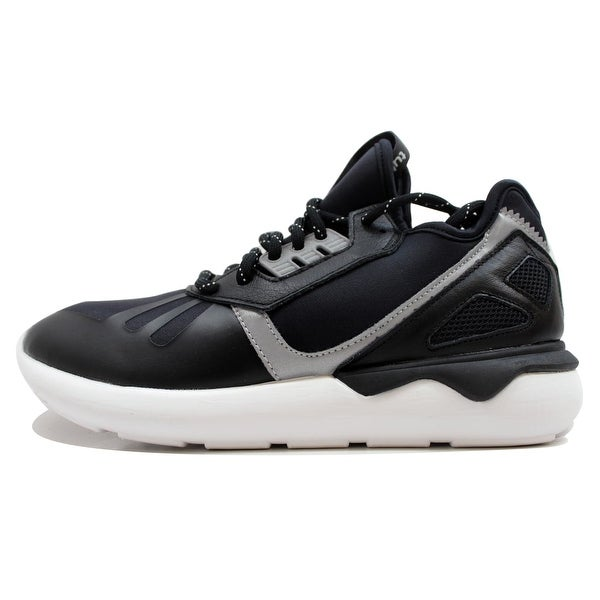 Adidas Men's Tubular Runner Black/Black-White Core Black B25525
