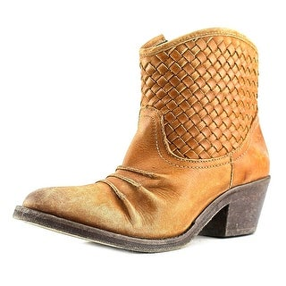 Corral Circle G   Pointed Toe Leather  Western Boot