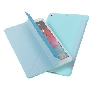 "Link to For Apple iPad 10.2"" (2019) Sky Blue Silicone Case Similar Items in iPad & Tablet Accessories"