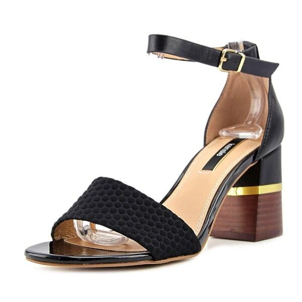 Kensie Estan Women Black Sandals
