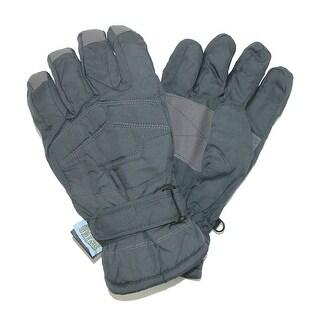 CTM® Kids' 8-18 Waterproof Ski Gloves