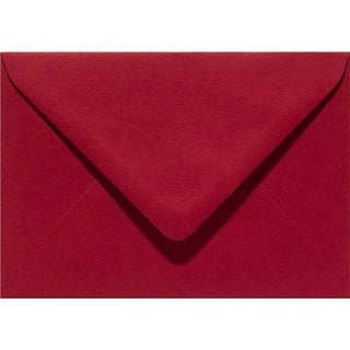 Christmas Red - Papicolor A6 Envelopes 50/Pkg