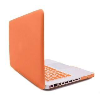 """2 in 1 Rubberized Hard Matte Case Cover For Macbook Pro 13"""" + Keyboard Skin ( A1278 )"""