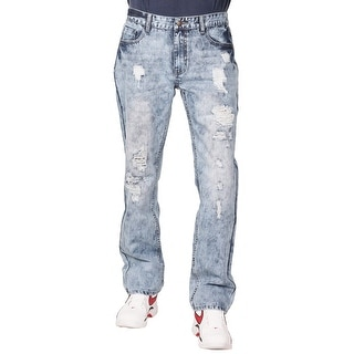 "Outback Rider Men's Rip/Torn ""Acid Washed"" Jean"