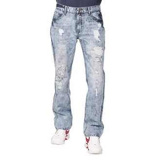 "Outback Rider Men's Rip/Torn ""Acid Washed"" Jean (5 options available)"