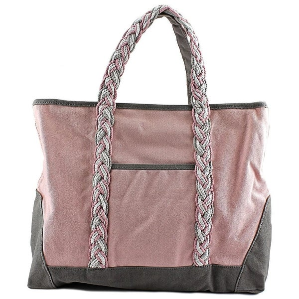 Cape Cod Shoe Supply Co. Dennis Tote Women Canvas Tote - Pink