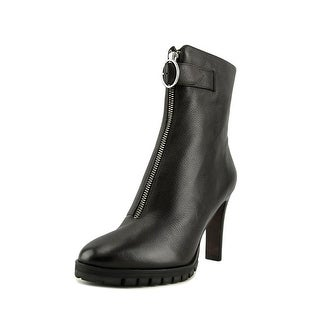 Bruno Premi F4103X   Round Toe Leather  Ankle Boot